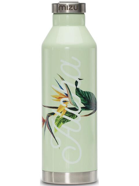 MIZU V8 Insulated Bottle with Steel Cap 800ml Aloha Glossy Mint